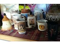 Pub water jug collection