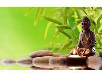 Oriental oil massage
