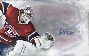 2 Montreal Canadiens Season Tickets 2018/2019
