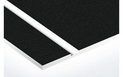 Laser Engraving Stock Sheet. Blackwhite 12x24 Duets By Gemini