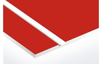 Laser Engraving Stock Sheet. Redwhite 12x24 Duets By Gemini