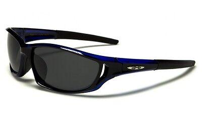 1ee7febdf25 X Loop Polarized Sunglasses XL63006PZ Davis A1 sunnies fishing black blue