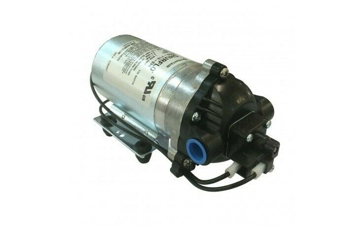 Shurflo 8000 Series Diaphragm Pump High Pressure Demand Pump (115VAC)  | 8000-71
