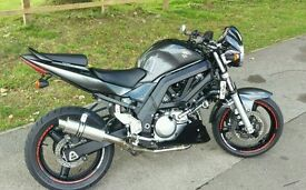 SV 650 *Naked* *low miles*