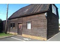 Barn for storage/hobby/office