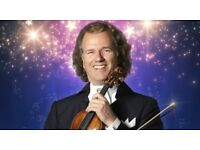 Andrew Rieu Tickets with coach travel 21st December