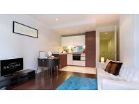 Stunning Canary Wharf 1 Bedroom Apartment