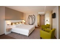 hotel Golden Tulip Amsterdam Riverside 26-30th December 2 deluxe twin rooms on offer.