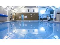Associate Membership at Wychnor Hall in Barton Under Needwood, use of pool, jacuzzi, gym, golf etc.