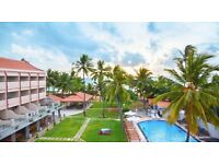 An affordable luxury on vibrant Negombo beach