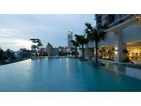 One Bed Modern Apartment - Swiss Garden Residences, Kuala Lumpur, Malaysia