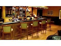 Full Time Bar Supervisor required at Busy 76 Bedroom Hotel