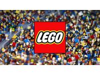 LEGO WANTED ,NEW / OLD (No mega bloks or other cheap imitations)