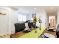 Brand new luxury 3 bedroom apartment near Canary wharf