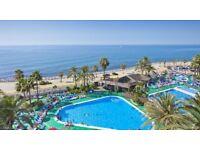 Holiday Apartment, Sunset Beach Club, Benalmadena, Costa Del Sol, Spain, 1 Bedroom Apartment