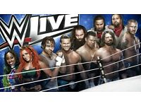 WWE Live Tickets - Front row (Ringside) - May 10th Birmingham