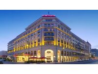 7 Night Stay in Berlin. Westin Grand Hotel 5 star and great trip adviser reviews.