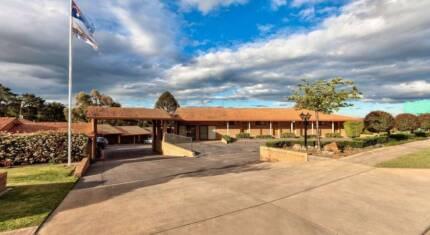 Albury Motel Leasehold for sale Albury Region Preview