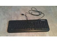 Microsoft Computer Keyboard