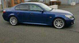 Bmw 530d m sport e60 full service history fully loaded (top spec)