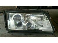 Audi A8 D2 Headlight