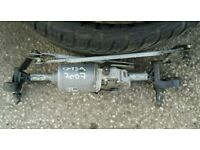 Vauxhall corsa wiper motor