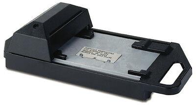Addressograph Bartizan 4000 Manual Credit Card Imprinter Portable Slider Machine
