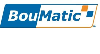 Boumatic Hi-flow Pulsator Wfresh Air