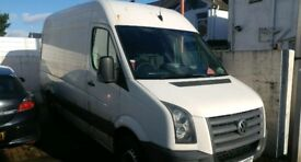 VW Crafter MWB 2008 spaires or repairs