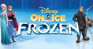 Disney On Ice presents Frozen Perth Perth City Area Preview