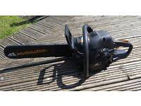McCulloch CS 360T chainsaw SPARES OR REPAIR