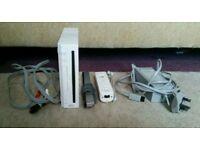Nintendo Wii with genuine Wii Remote