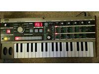 Korg MicroKorg synthesiser/vocoder