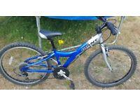 "GIANT MTX 250 childs bike. 24"" wheels."