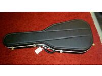 Hiscox guitar acoustic case.Liteflite Standard With keys.