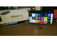 Samsung 32 inch led smart wifi new condition fully working