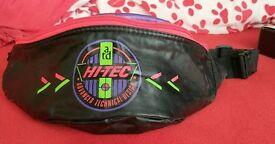 Large retro bum bag