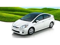 PCO Car Hire Rent Toyota Prius Hybird Uber Ready