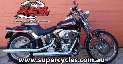 2006 HARLEY-DAVIDSON FXSTS SOFTAIL SPRINGER Osborne Park Stirling Area Preview