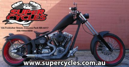 2008 SAXON CROWN 96 CUBIC INCH S&S ENGINE NOT HARLEY DAVIDSON Osborne Park Stirling Area Preview
