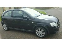 Vauxhall corsa sxi + 2005 diesel *full years mot* (not astra clio picanto fiesta focus golf)