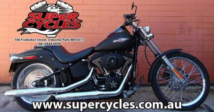 2007 HARLEY-DAVIDSON FXSTB SOFTAIL NIGHT TRAIN Osborne Park Stirling Area Preview