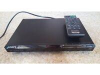Sony DVP-SR170 DVD/CD Player