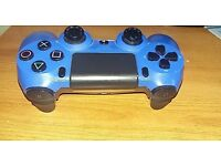 Ps4 controller Blue