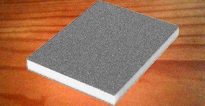 Schleifschwamm 5 Stück Leisten+ Möbel Restaurierungsbedarf Schleifpapier Blöcke