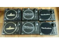 Technics sl1210 turntables Bought, Sold & Serviced