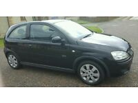 Vauxhall corsa sxi × 2005 diesel *full years mot* (not astra clio picanto fiesta focus golf)