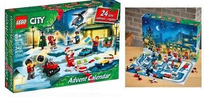 LEGO City Advent Calendar 60268 Building Kit 342pcs Block Brand 2020
