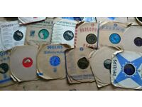 Various 78s x 30 records