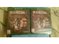 Dead rising Xbox one new and sealed